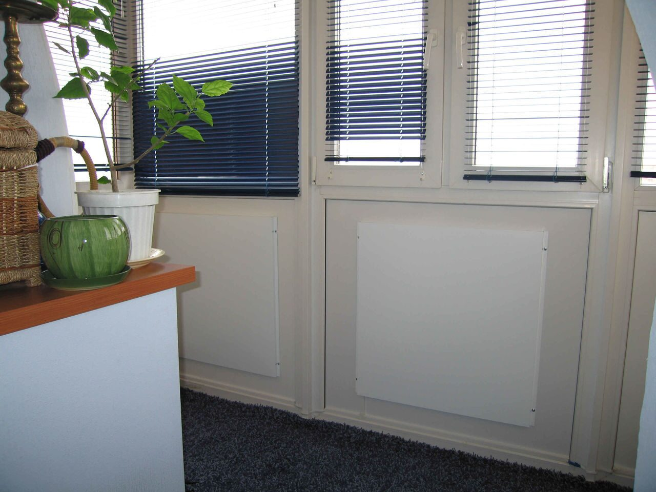 Универсальные панели степ для основного и дополнительного от.